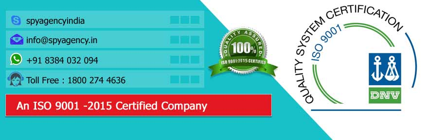 An ISO 9001 - 2015 Certified Company